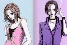 """Manga Nana de """"Ai Yazawa"""""""