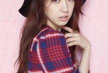 Park shin hye ^_^ / She's a very lovely cute famous korean actress!!