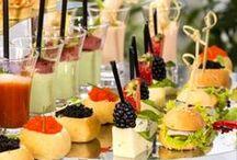 Recettes Apéro dînatoire / Cocktails / Amuse bouche,vérine,cocktail...