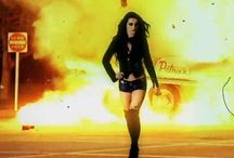 Paige WWE / One of My Favourite WWE Women's Wrestlers.