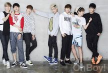 -GOT7- / Got7 is a kpop group formed by 7 adorable boys under jYP entertainment !.