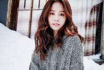 •Han Ji Min• / -Han Ji-min (born November 5, 1983) is a South Korean actress.