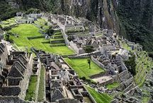 South & Central America / Photos to motivate me to save for my big South & Central America trip!