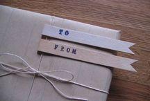 * Paquet cadeau *