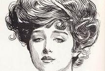 Portrety kobiece