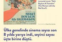 Türk Sineması Tarihi / Türk Sineması Tarihi #yeşilçam #turksinemasi #sinema #film