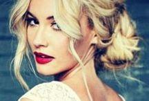 bridal makeup&hair inspirations