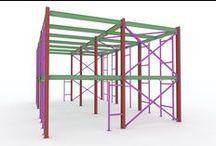 3D проектирование зданий и сооружений / Расчет металлоконструкций, разработка КМ, КМД, АС быстро, качественно, недорого тел.: +7 (906) 506 17 30