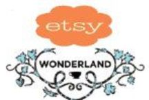 https://www.etsy.com/teams/25320/etsy-wonderland Etsy Wonderland Showcase Group Board / This group is for other etsy members to show case there amazing pieces, exchange pins and such. No spamming, please limit to 5 etsy pins of your own per day. Feel free to add endless creations of others work, mixing up the artists of course. Msg me for a group add https://www.etsy.com/shop/AdoredByYou , add, favorite, and follow and I will do the same for you.:) Also you should follow me on twitter. https://twitter.com/AdoredByEtsy  Happy pinning loves ! :p