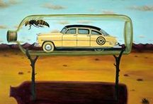 Cars In Art