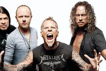 Metallica / One Of my all time favourite Metal Bands.