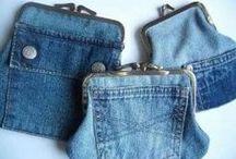farkkuja / Miten voikaan farkkuja uusiokäyttää.