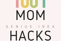 1000&1 Mom Hacks / Parent of a Toddlers and Babies Simplify your Life whit Moms Hacks & Ideas. You'll wish you'd have know them sooner!