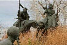 Texas History / by ZowieMaui HoolaHoop