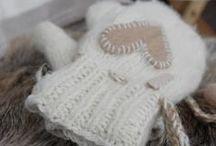 Knit girl, knit ! :)