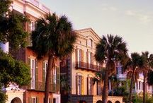 As Seen in Charleston / Scenery from in and around Charleston, South Carolina.