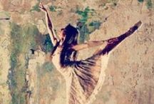 """When you get the choice to sit it out or dance..I hope you dance. Dance."" <3"