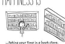 Book Lover Ria / Books galore!
