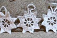 Stars & Snowflakes (Crochet)