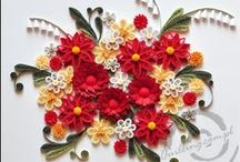 Quilling - strana masterov and other / by Zdenka