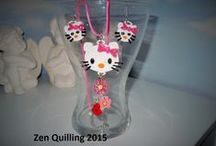 05.Quilling - my jewelry/children