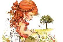 GALERIE ILLUSTRATEURS / Galerie d'illustrateurs pour enfants, animaux, féerie...