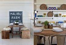 restaurants @ modfarm / good eats in modern farmhouse style...