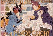 AFFICHES & PUBS ANCIENNES / Affiches et publicités anciennes