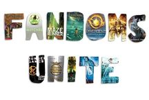 Fandomonium / The Lunar Chronicales, Disney, Doctor Who, Hunger Games, Jane Austen, Sherlock Holmes, Marvel, DC Comics etc... / by Jasmine Purvis