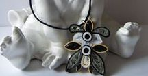 03.Quilling - my pendants