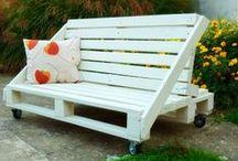 Furniture + e.t.c. - pallets