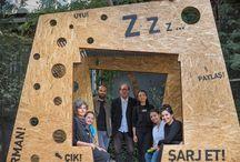 ADA project//ADA is a Marmara University Faculty of Fine Arts furniture project for campus interiors / / Curator: Meltem Eti Proto /Researchers: Tonguç Tokol, Seylan Öztürk, Mehmet Ali Müstecaplıoğlu, Mustafa Bilge Satkın,  Ceren Koç Sağlam, İlayda Soyupak // Interior Design Students furniture design project for campus realised by BAPKO // do it yourself// together// nit // read // stand// isolate // rest // read // participate // informate // listen // talk // 4me // 4you //  4all // marmarauniversity // interiordesign