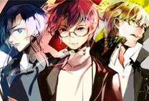 """Persona / Here I try to collect pictures abou the series """"Persona"""", a game that has a deep history that forces you to think."""