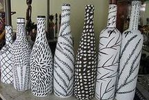 Recycle / Glass Bottles