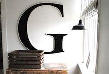 typography @ modfarm