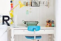 color pop @ modfarm / ♡ colorful modern farmhouse touches all about the home ♡