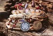 Alex And Ani /  Offering beautiful, made-in-America jewelry, ALEX AND ANI® pieces are designed to empower and ignite the light within! Plus, each piece of jewelry is infused with positive energy!