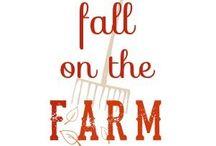 fall . farm