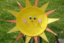 Kids craft - seasons