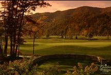 The Snead Golf Course / The Snead, a members-only course, was designed by Tom Fazio and named in honor of the legendary golfer Sam Snead who became The Greenbrier's Golf Emeritus in 1944.