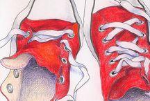 Shoe Projects & Ideas / by T Belt