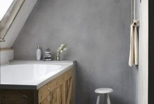 home   bathroom / by Mad*