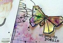 Éphéméria - scrapbooking / Pages et projets scrapbooking de nos invitées créatives et de nos amies et clientes
