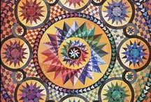 Patchwork - Stars quilt