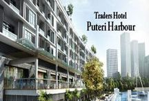 Traders Hotel Puteri Harbour / Traders Hotel Puteri Harbour is a vibrant boutique service apartment residence strategically located in the sparkling integrated waterfront development of Puteri Harbour in Nusajaya, Iskandar Malaysia. http://www.tradershotelputeriharbour.com/
