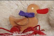 Doe Doe - Divers Knit / Petites pièces en tricot, pour personnaliser un poncho bébé ou pour soi :)