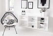 Interior / Decor, organisation and interiors