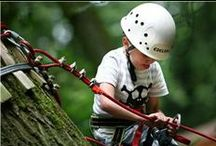 Speeltuinen & klimbossen / Spelen, klimmen, klauteren, rennen, ravotten, het kan allemaal!