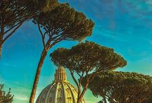 All Roads Lead to Rome! / Or at least they should! Life in Rome  and  Vatican City.