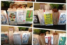 GHM lunch bag board! / God's Happy Meals